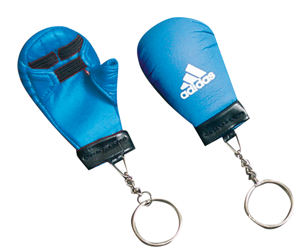 Брелок для ключей Key Chain Mini Karate Glove синий