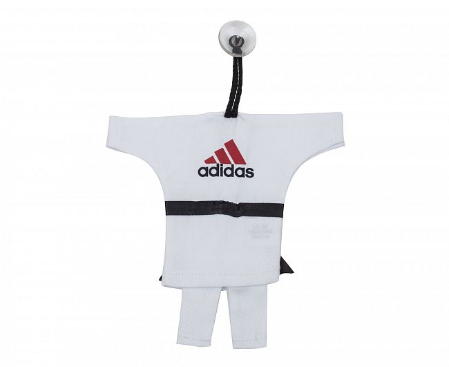 Сувенирное кимоно для карате Mini Karate Uniform белое фото 2